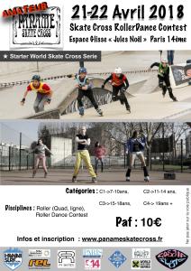 Affiche Amateur PSX: RD